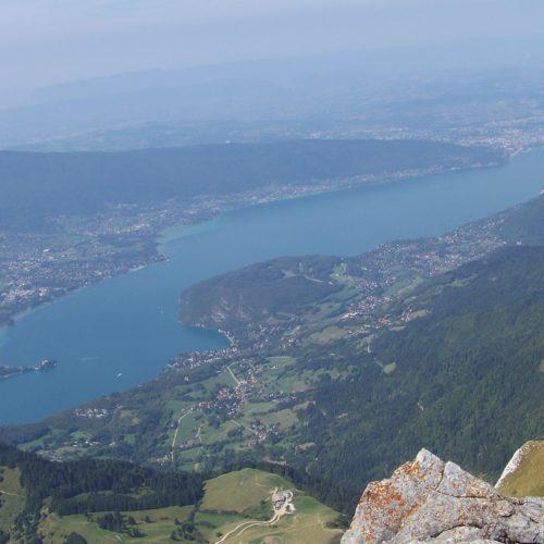 Lac d'annecy et urbanisme