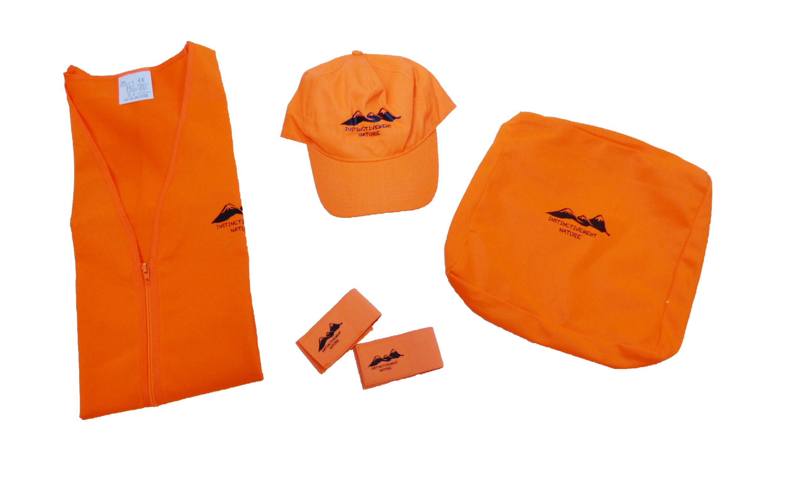 kit sécurité chasse